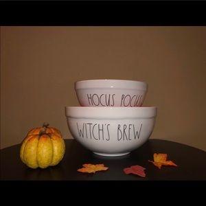 Rae Dunn Halloween bundle bowls set new